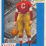 1955 Topps All American Jim Thorpe