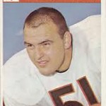 Dick Butkus Rookie Card
