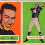 Johnny Unitas Rookie Card Among Greatest Ever