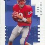 2000 SP Authentic Tom Brady