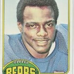 1976 Topps Walter Payton Rookie Card Rising in Value