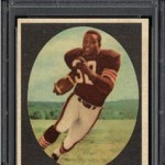 Top 5 1950s Football Rookie Cards