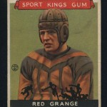 1933 Goudey Sport Kings Red Grange
