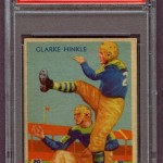 1935 National Chicle Football Cards:  Investing in the NFL's early history