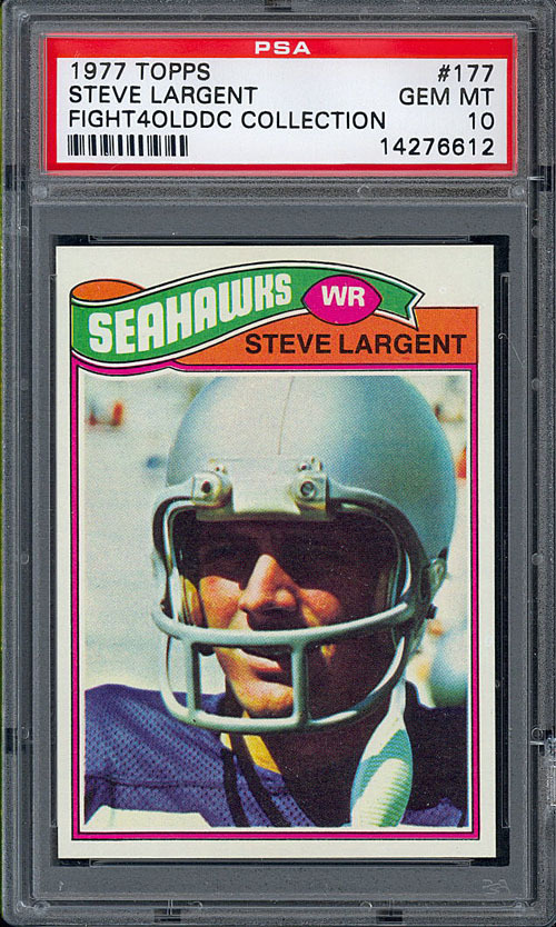 Top 5 1970s Football Rookie Cards Vintage Graded Football