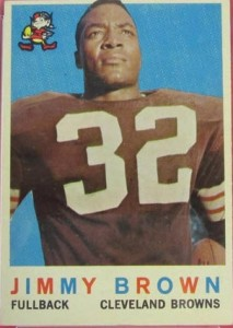 1959 Topps Jim Brown